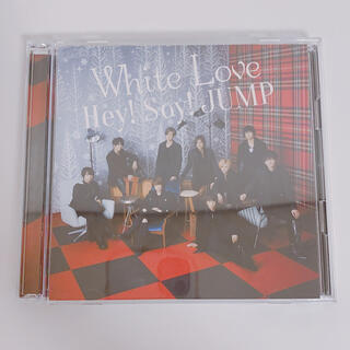 ヘイセイジャンプ(Hey! Say! JUMP)のHey! Say! JUMP White Love 初回限定盤(ミュージック)