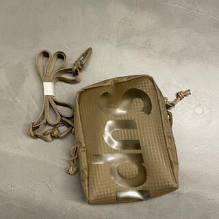 シュプリーム(Supreme)のSupreme シュプリーム ポーチ neck pouch ベージュ beige(ショルダーバッグ)