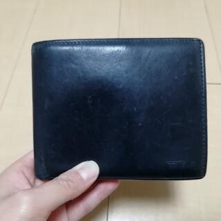 トゥミ(TUMI)のTUMI メンズ 二つ折り財布(折り財布)