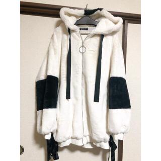 フーガ(FUGA)のTRAVAS TOKYO ファー ブルゾン(毛皮/ファーコート)