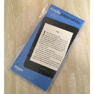 新品 未開封 kindle paperwhite Wi-Fi32GB  広告つき(電子ブックリーダー)
