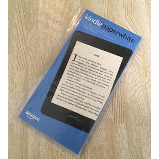 新品 未開封 kindle paperwhite Wi-Fi 8GB  広告つき(電子ブックリーダー)
