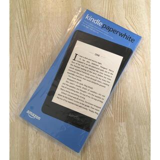 新品 未開封 kindle paperwhite Wi-Fi 8GB  広告なし(電子ブックリーダー)