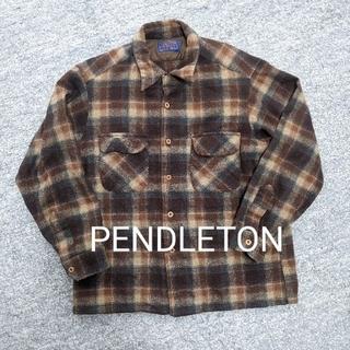 PENDLETON - PENDLETON(ペンドルトン) ネルシャツ シャツ