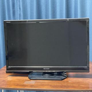 アクオス(AQUOS)の液晶テレビ SHARP AQUOS LC-24K20(テレビ)