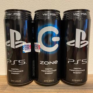 サントリー(サントリー)の【3本セット】サントリー ZONe Ver.PS5 500ml缶(ソフトドリンク)