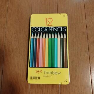 トンボエンピツ(トンボ鉛筆)の未使用品 とんぼ色鉛筆(色鉛筆)