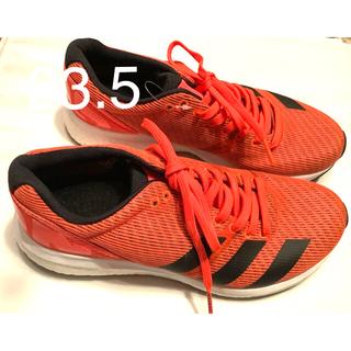 アディダス(adidas)のadizero  23.5cm 新品  adidas ランニングシューズ(シューズ)