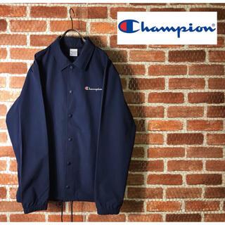 Champion - 【美品】Champion チャンピオン コーチ ナイロンジャケット