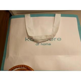 カシウエア(kashwere)のカシウエア ショップ袋 紙袋(ショップ袋)
