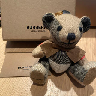 バーバリー(BURBERRY)のバーバリー Burberry ベア トーマスベア(キーホルダー)