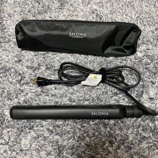SALONIA ストレートアイロン 24mm(ヘアアイロン)