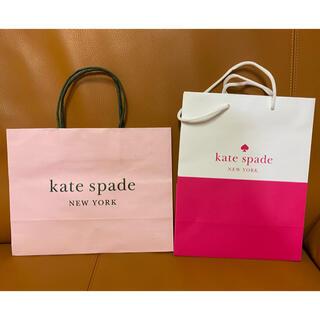 ケイトスペードニューヨーク(kate spade new york)の【美品✨】ケイトスペード、ショッパー(ショップ袋)