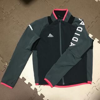 アディダス(adidas)のアディダス ジャンパー トレーニングウェア 140cm(ジャケット/上着)