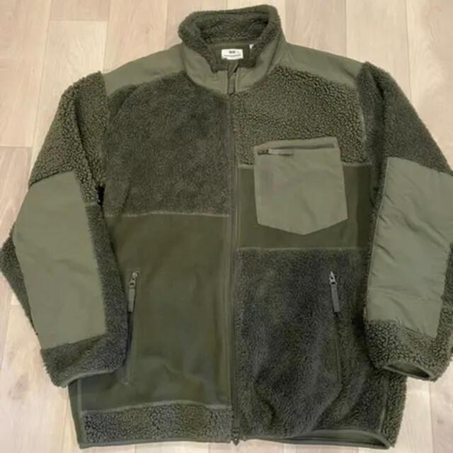 Engineered Garments(エンジニアードガーメンツ)のUNIQLO and Engineered Garmentsコラボ メンズのジャケット/アウター(ブルゾン)の商品写真