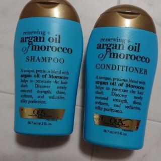 モロッカンオイル(Moroccan oil)のOGX アルガンオイル モロッコ シャンプー コンディショナー(シャンプー)