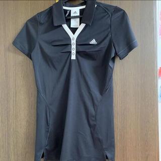 adidas - 🌸春セール🌸 アディダス ポロシャツ レディース テニスウェア Mサイズ