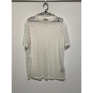 クリスチャンディオール(Christian Dior)のDiorディオール メンズオブリークTシャツ(Tシャツ/カットソー(半袖/袖なし))