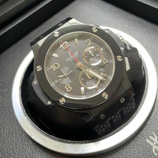 ウブロ(HUBLOT)のウブロ ビックバン ブラックマジック HUBLOT 時計 オマー・ジュ(腕時計(アナログ))