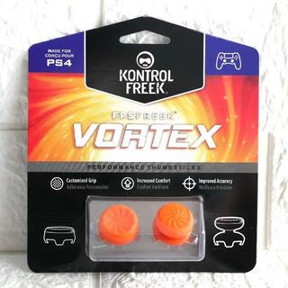 PS4コントローラー用 FPSアシストキャップ FPS Freek Vortex(その他)