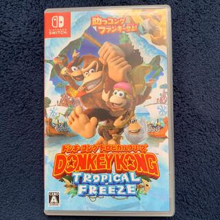 ドンキーコング トロピカルフリーズ Switch(家庭用ゲームソフト)