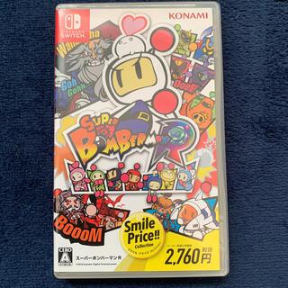 スーパーボンバーマン R スマイル プライス コレクション Switch(家庭用ゲームソフト)