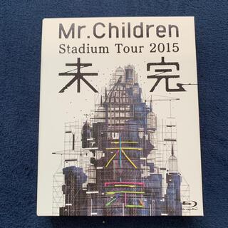 Mr.Children Stadium Tour 2015 未完 Blu-ray(ミュージック)