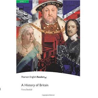 美品 A History of Britain (洋書)