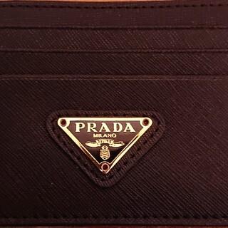 プラダ(PRADA)のPRADA 名刺入れ  カード入れ(名刺入れ/定期入れ)