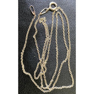 アヴァランチ(AVALANCHE)のシルバー 925 アズキネックレス シルバーネックレス 45cm アズキ あずき(ネックレス)