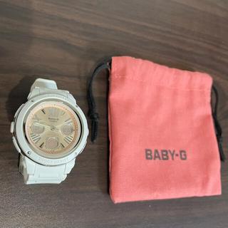 ベビージー(Baby-G)のG-SHOCK Baby-G SHOCK RESIST腕時計‼️オマケ付き(腕時計)