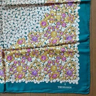 トラサルディ(Trussardi)のTRUSSARDI トラサルディ スカーフ(バンダナ/スカーフ)