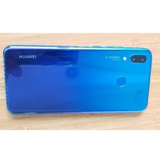 ファーウェイ(HUAWEI)のタイムセール HUAWEI nova3 4GB ROM128GB SIMフリー (スマートフォン本体)