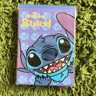 スティッチ(STITCH)の【美品】スティッチ◎メモ帳(ノート/メモ帳/ふせん)