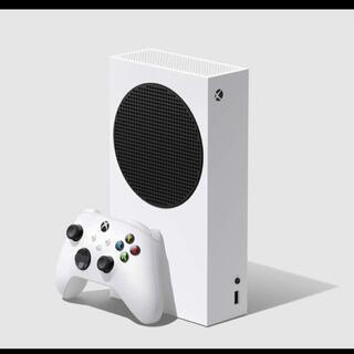 エックスボックス(Xbox)のxbox series s 本体 新品未開封品!(家庭用ゲーム機本体)