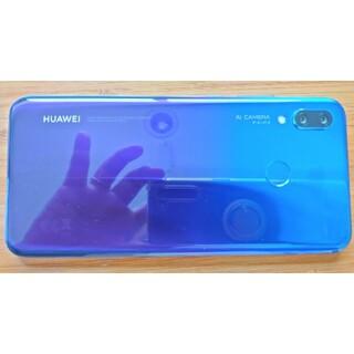 ファーウェイ(HUAWEI)のモフモフ様専用 HUAWEI nova3 4GB ROM128GB SIMフリー(スマートフォン本体)