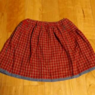 ファミリア(familiar)のファミリア リバーシブルスカート サイズ120(スカート)