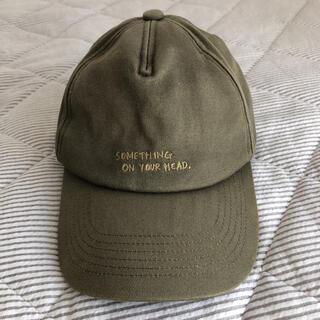 ampersand - ampersand キャップ帽子