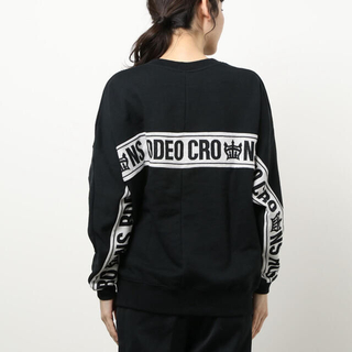 RODEO CROWNS - RODEOCROWNSトレーナー(4枚目実物画)