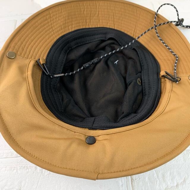 新品 サファリハット 帽子 ハット 男女兼用 ネックカバー付き 撥水 日差し対策 スポーツ/アウトドアのフィッシング(ウエア)の商品写真