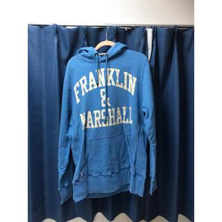 フランクリンアンドマーシャル(FRANKLIN&MARSHALL)のフランクリンマーシャル フーディ(パーカー)