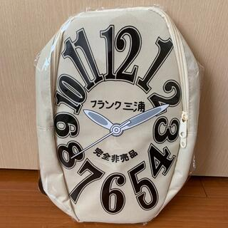 フランクミュラー(FRANCK MULLER)のフランク三浦 完全非売品(腕時計(アナログ))