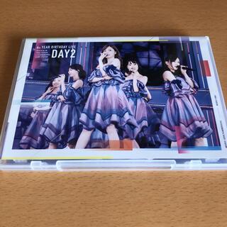 ノギザカフォーティーシックス(乃木坂46)の6th YEAR BIRTHDAY LIVE Day2 Blu-ray(ミュージック)