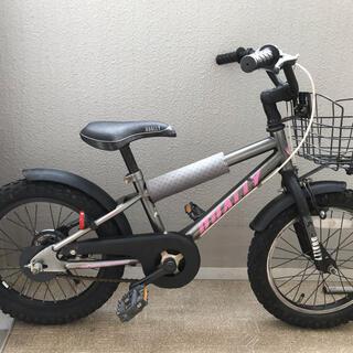 アサヒ(アサヒ)の子供 自転車  16インチ  補助輪付き(自転車)