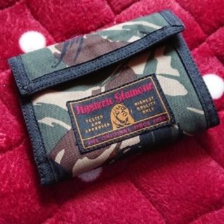 ヒステリックグラマー(HYSTERIC GLAMOUR)のHYSTERIC GLAMOUR 財布(折り財布)