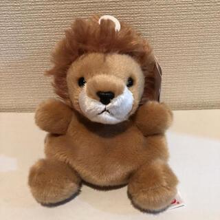 アウロラ(AURORA)の新品 オーロラワールド お手玉マスコット ぬいぐるみ ライオン 1個(ぬいぐるみ)