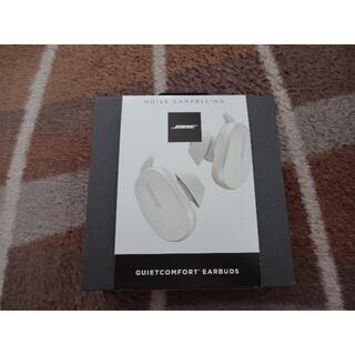 ボーズ(BOSE)の新品未使用 QuietComfort Earbuds ソープストーン(ヘッドフォン/イヤフォン)
