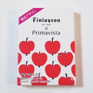 Primavista - 【新品】 限定❣ プリマヴィスタ りんご柄 ファンデーション用コンパクトケース
