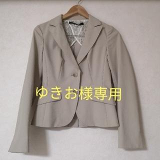 ミッシェルクラン(MICHEL KLEIN)のミッシェルクラン ジャケット Mサイズ(スーツ)