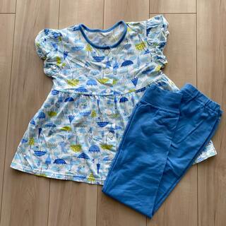 アンパサンド(ampersand)の女児130(Tシャツ/カットソー)